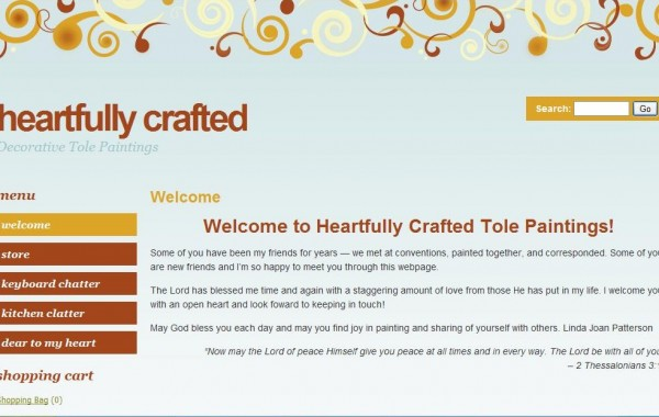 Heartfully Crafted